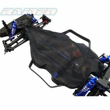 Traxxas 1/10 Rally Slash 4x4 LCG chassis dust resist dirt guard cover LCF16C06