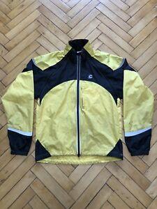 Cannondale Men's Windbreaker Cycling Jacket Transformer Vest Size M