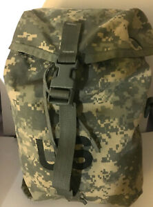 Sustainment Pouch MOLLE II Universal Digital Camo Surplus Used Exc Condition