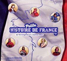 Petite hisoire de France Vol.1 - de Vercingetorix a Jeanne d'Arc / (1 CD) / NEUF