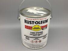 Rust-Oleum 7400 System Dtm Alkyd Enamel (450 Voc) - 1 Gallon