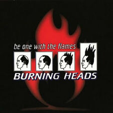 BURNING HEADS BE ONE WITH THE FLAMES EFFERVESCENCE RECORDS LP VINYLE NEUF NEW
