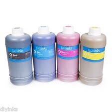 Eco Solvent ink for Roland, Mimaki, Mutoh 4 x 1000ml (4 liters)US Fast shipping