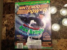 Vintage NINTENDO POWER Magazine Issue Vol. #108 MLB Feat. Ken Grifffey Jr. N64