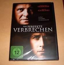 DVD Das Perfekte Verbrechen - Anthony Hopkins - Ryan Gosling - Film Neu OVP