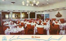 EL CHICO RESTAURANT #9, DALLAS, TX  the newest and most elegant in Dallas