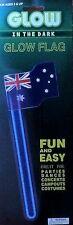 Australiana Souvenir Australia Day Aussie Flag Glow in the Dark Glow Stick