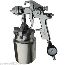 "Car Leather Spray Gun/Pneumatic Tools/Painting Tools/Pressure Feed Spray Gun""B"