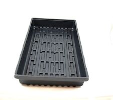 1020 Greenhouse Growing Tray With No Drain Holes - Seed Starting Flat - 25 Count