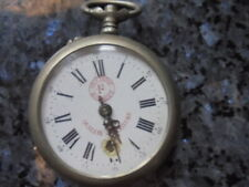 belle  coque de montre systeme roskopf 1a