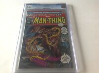FEAR 12 CGC 9.6 EARLY MAN-THING BEAUTIFUL COPY MARVEL COMICS