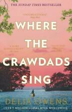 Where The Crawdads Sing by Delia Owens 2019
