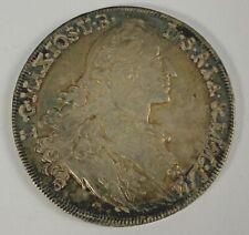 1765 GERMAN STATES BAVARIA 1 THALER SILVER COIN PATRONA BAVARIAE