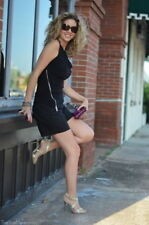 Jimmy CHOO Lottie Sandali Glitter Sandali Con Tacchi Scarpe Misura UK 4.5, UK 8