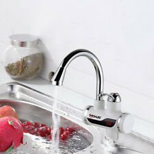 Kitchen Supplies LED Digital Display Instant Electric Faucet Water Heater MWT