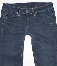 G-STAR Jeans * MIDGE MID STRAIGHT WMN * W 28 / L 34 blau