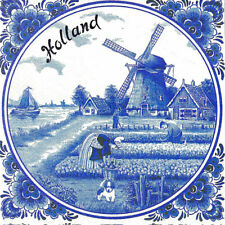 decoupage and other crafts 3x napkin Moomin Summer blue for collection