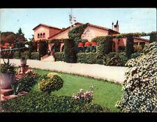 """ANTIBES (06) RELAIS GASTRONOMIQUE / RESTAURANT """"LA BONNE AUBERGE"""" en 1955"""