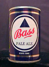 Bass Pale Ale - Late 1960'S - 9 2/3Oz Pull Tab Can - England