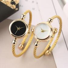 Bohemian Style Women Girls Bangle Strap Bracelet Quartz Wrist Watches Gifts