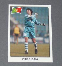 7 VITOR BAIA FC PORTO PORTUGAL PANINI SUPER FOOTBALL 99 1998-1999