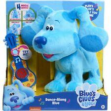 Blues Clues & You! Dance-Along Blue Plush