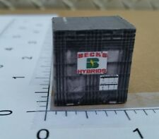 1/64 custom farm toy Pallet of old logo becks hybrids probox Seed pallet s scale