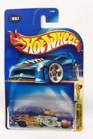 Hot Wheels 2003 Crazed Clowns Nash Metropolitan 3/5  097 1:64 Scale
