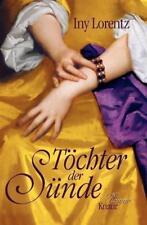 Töchter der Sünde / Die Wanderhure Bd.5 von Iny Lorentz (2011, Gebundene Ausgabe