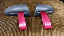 PORSCHE GT3 Style Red Door Pulls FOR Cayman Carrera Boxster 987 997