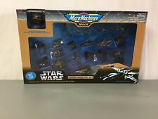 Star Wars Micro Machines Minatures Space Collector's Gift Set Bronze Color #387R