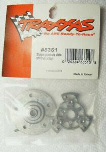 TRAXXAS #5351 SLIPPER PRESSURE PLATE AND HUB (ALLOY):TRAXXAS REVO AND MORE
