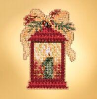 Mill Hill - Winter Holiday - Christmas Lantern - Cross Stitch Kit - MH18-1934