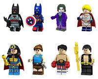 Super Heroes Captain America Batman Joker Power Girl Big Barda Lara Croft Loki