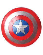 "Captain America 12"" Shield, Kids Avengers Age Of Ultron Costume Accessory"