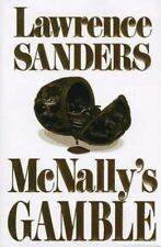 McNally's Gamble by Lawrence Sanders (1997, Hardcover)