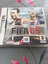 Nintendo XL 2DS 3DS DSi DS Lite Game - FIFA 06 Football Game Collectors