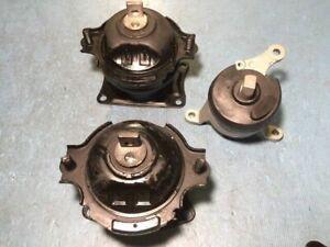 3 Hydraulic Motor Mount w Sensor Connector for 14-20 Acura MDX 17-20 Ridgeline