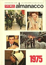 STORIA ILLUSTRATA - ALMANACCO 1975