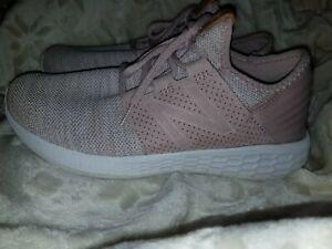 New Balance Women's Fresh Foam Cruz V2 Athletic Shoes Pink Size 9.5