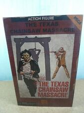 "Neca Leatherface el Texas Chainsaw Massacre video juego apariencia 7"" figura BN"