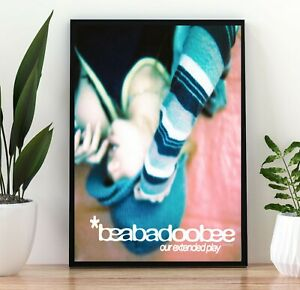 Our Extended Play (by beabadoobee) Album Cover Poster Professional Print X017