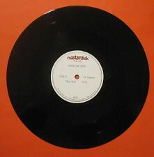"RARE - DAVID LEE ROTH ""SHY BOY"" 10"" ONE SIDED TEST PRESSING ACETATE - VAN HALEN"