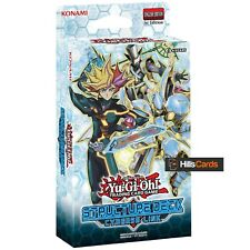 Yu-Gi-Oh Cards: Cyberse Link Structure Deck SDCL - Inc Dimensional Barrier - TCG