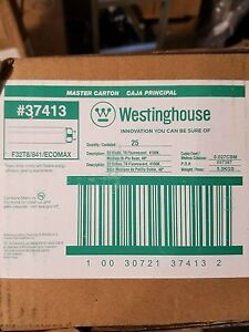 REPLACEMENT BULB FOR WESTINGHOUSE 37413, F32T8/841/ECOMAX 32W - QTY 25