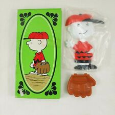 Vintage Avon Childrens Charlie Brown Peanuts Soap Dish 1974