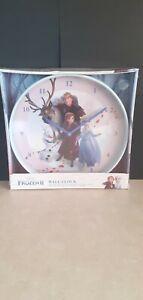 NEW Frozen II Wall Clock