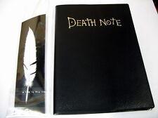 Death Note Light Notebook Book Feather Ballpen Halloween Anime Toy DNBK4062
