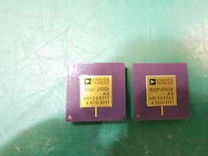 Analog Devices ADSP-2100A DSP Microcomputers