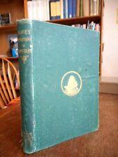 1874 LEWIS CARROLL ALICE IN WONDERLAND TENNIEL ART EARLY AMERICAN PRINTING
